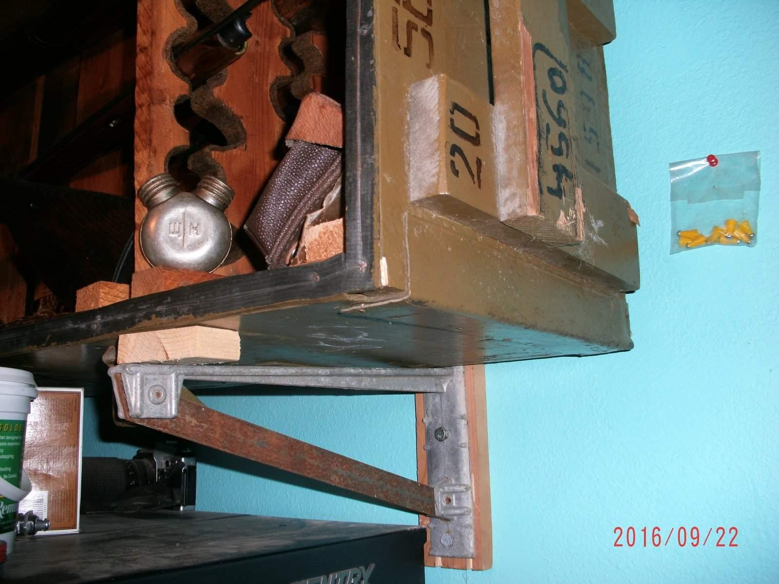 Mosin rifle crate