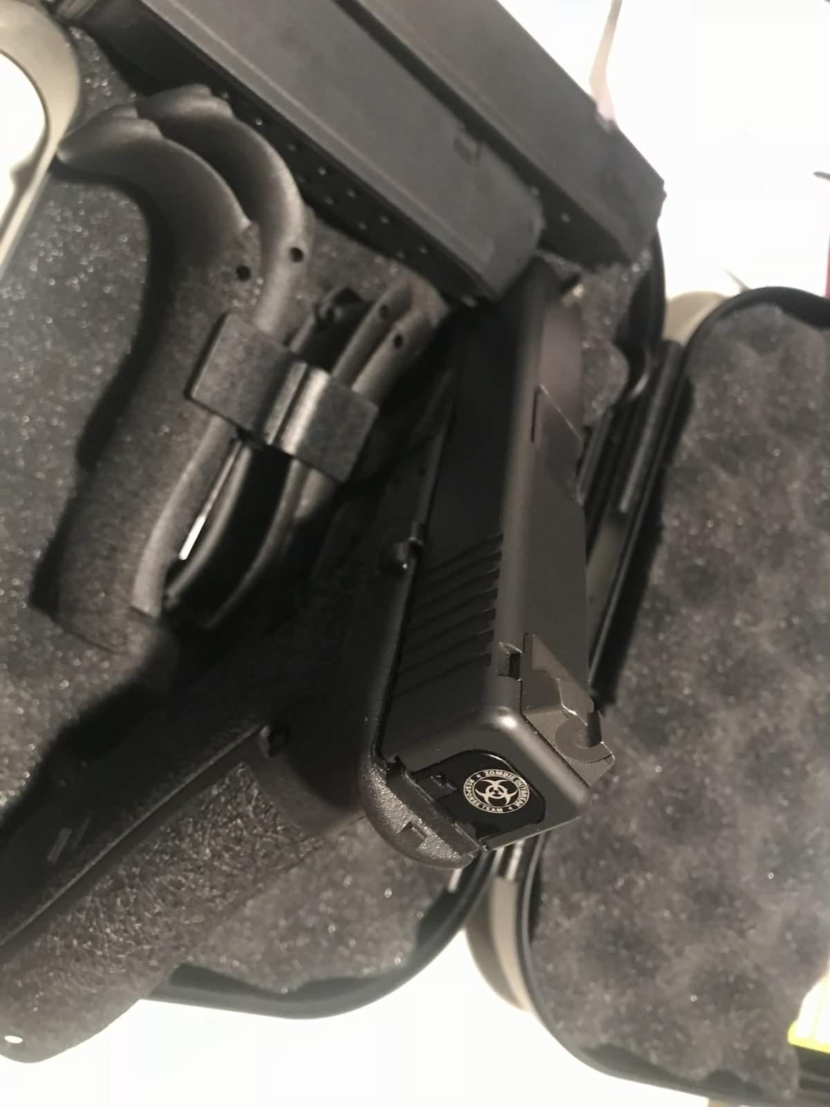 WTS/WTT OR - NIB Gen 4 Glock 17, custom frame mods, Vickers