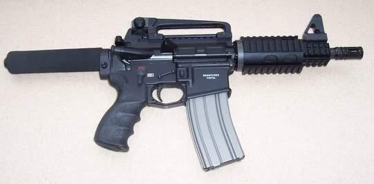 AR pistol, what kind of rear sight? | Northwest Firearms