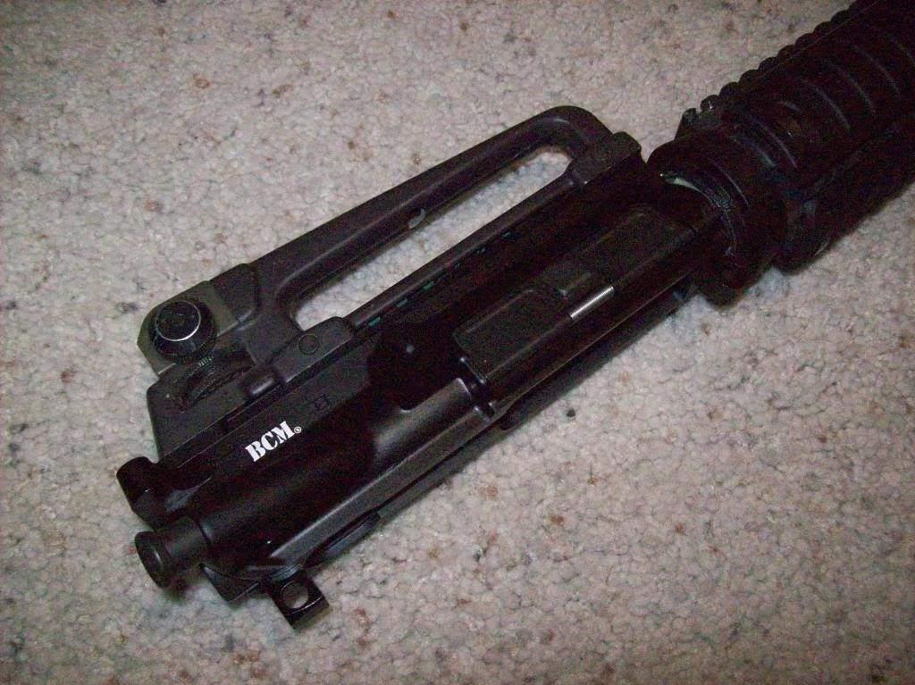 Brand New Unfired BCM M16A4 Upper with extras  | Northwest