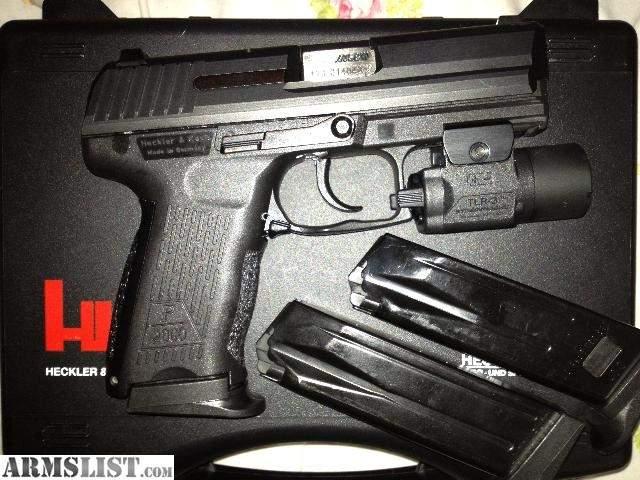 Hk P2000 Lem 40 Cal For Trade Northwest Firearms Oregon