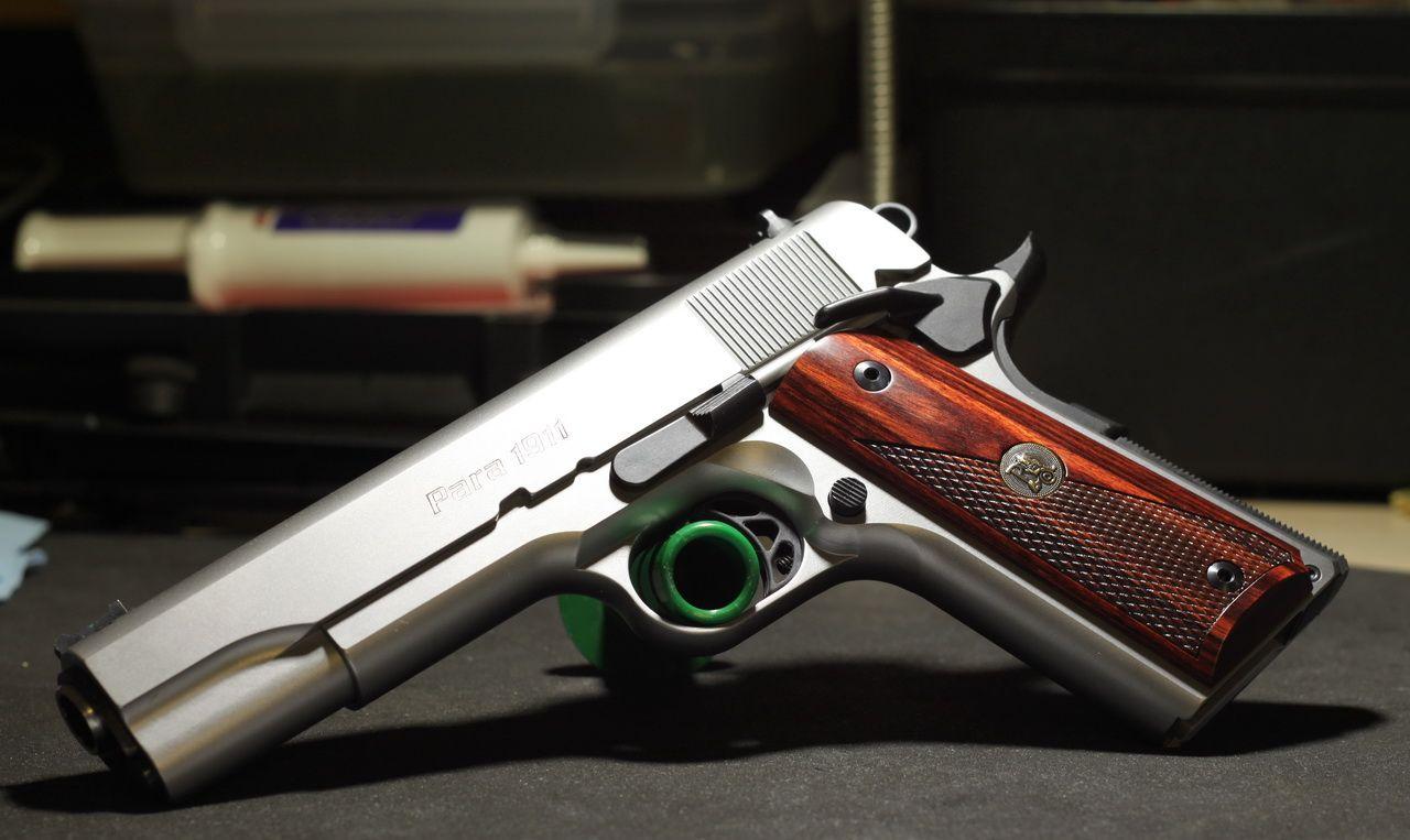 Anyone familiar with S&W Model 645? | Northwest Firearms