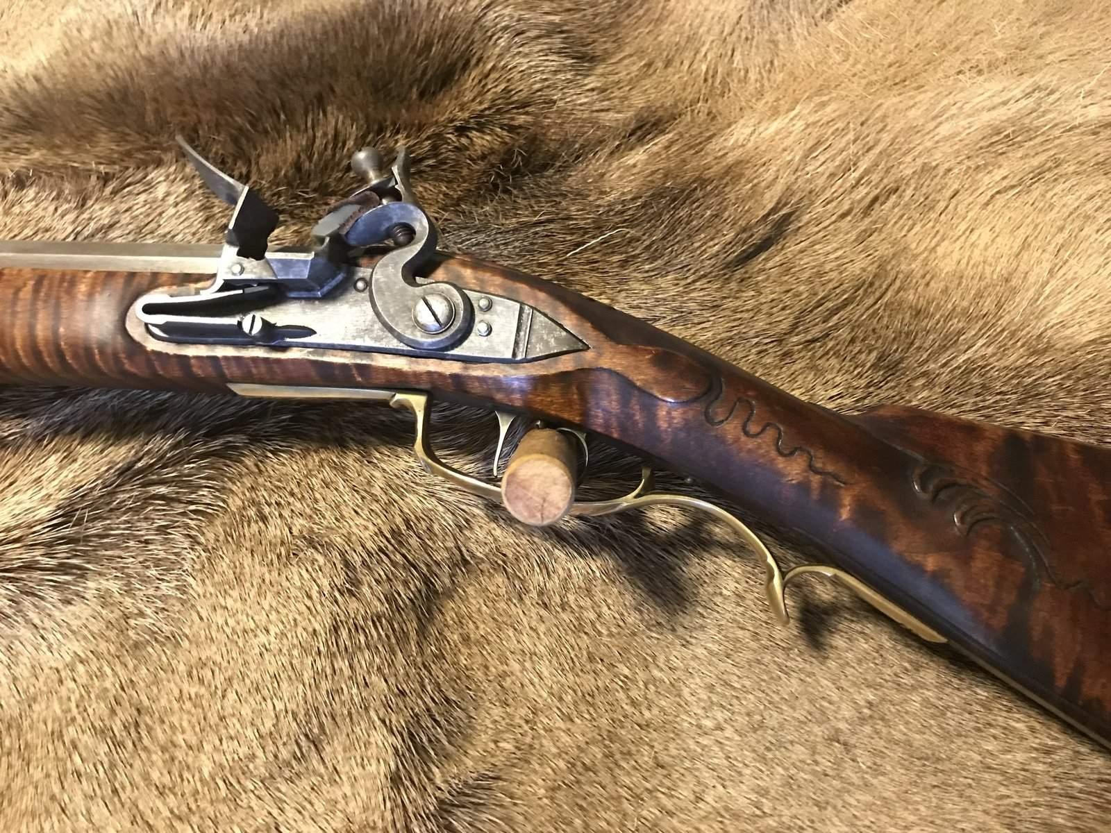 WTS/WTT OR - Custom Pennsylvania Long Rifle | Northwest