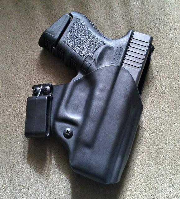 *Price drop* BladeTech Razor IWB Kydex Holster for Glock ...
