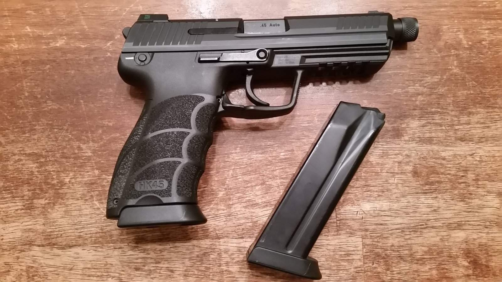 WTS OR - HK45 Tactical   Northwest Firearms - Oregon