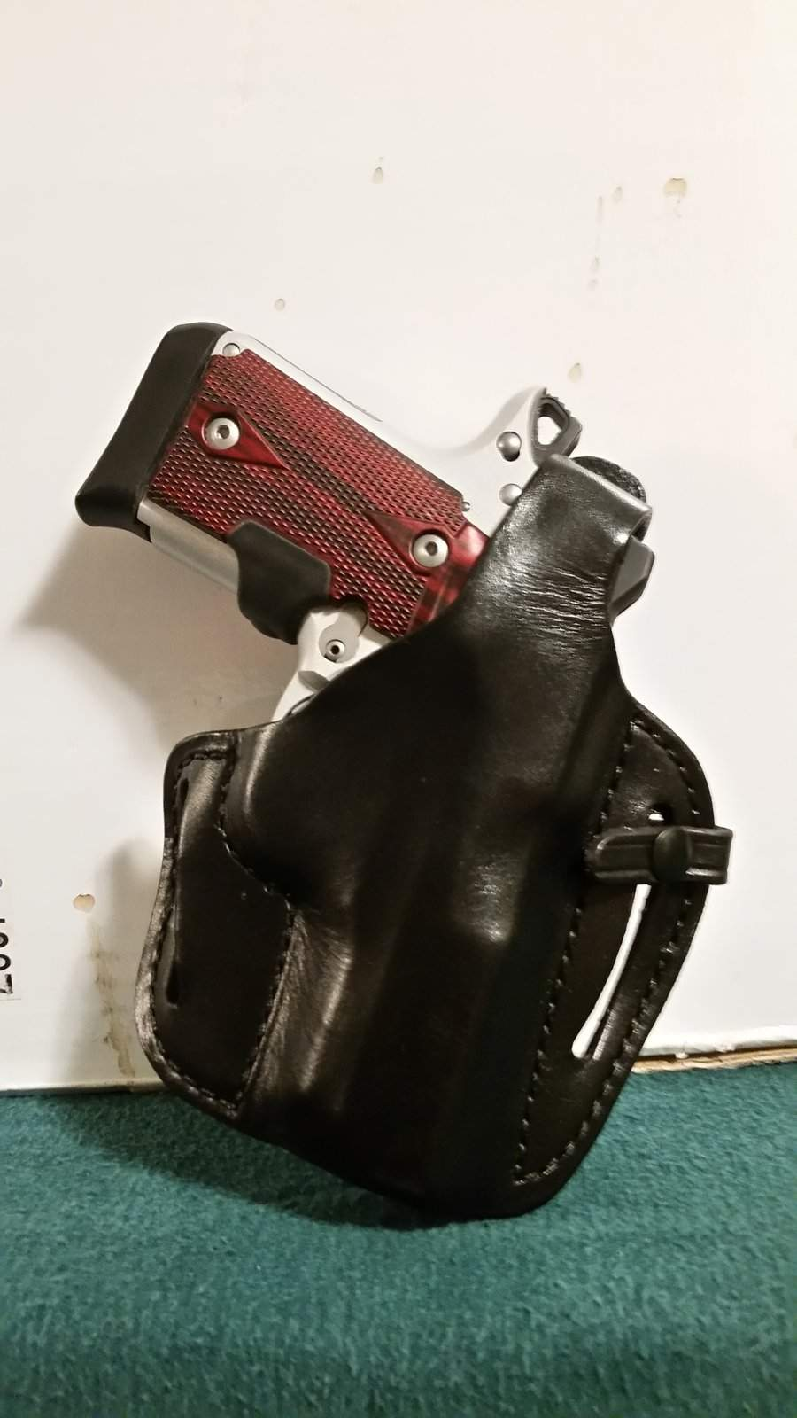 leather holster retention | Northwest Firearms - Oregon