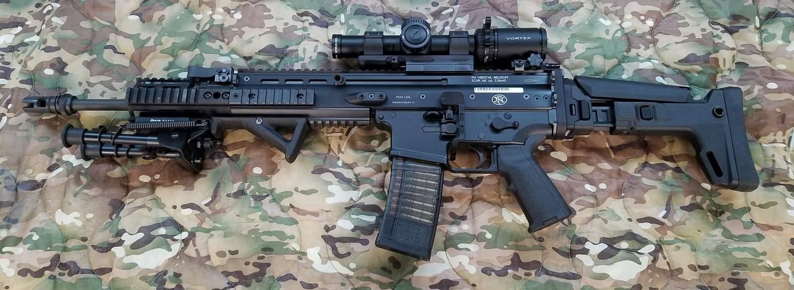 WTS/WTT WA - SCAR 16s upgraded | Northwest Firearms - Oregon