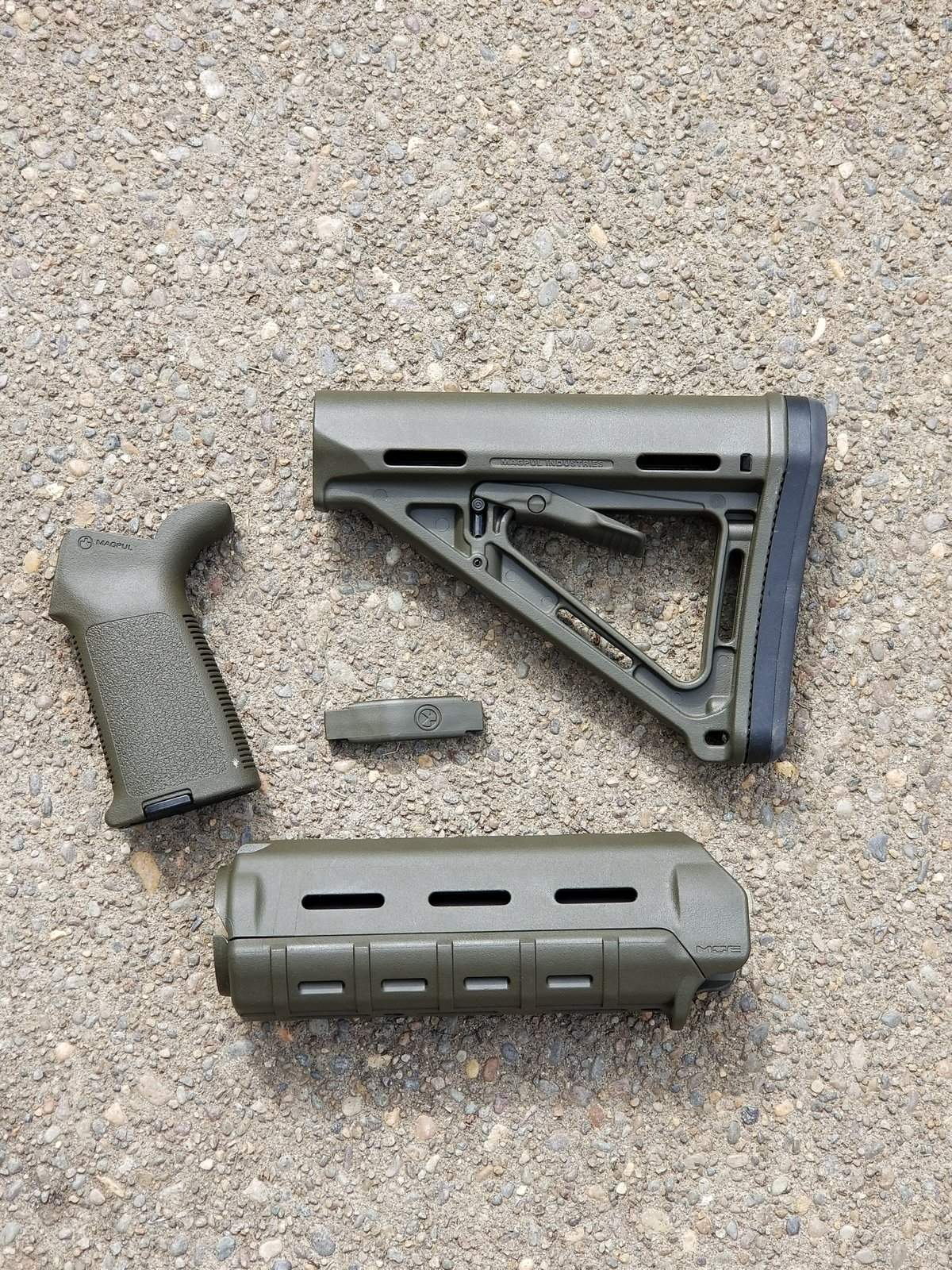 Wts Or Magpul Moe Odg Ar15 Furniture Kit Northwest Firearms