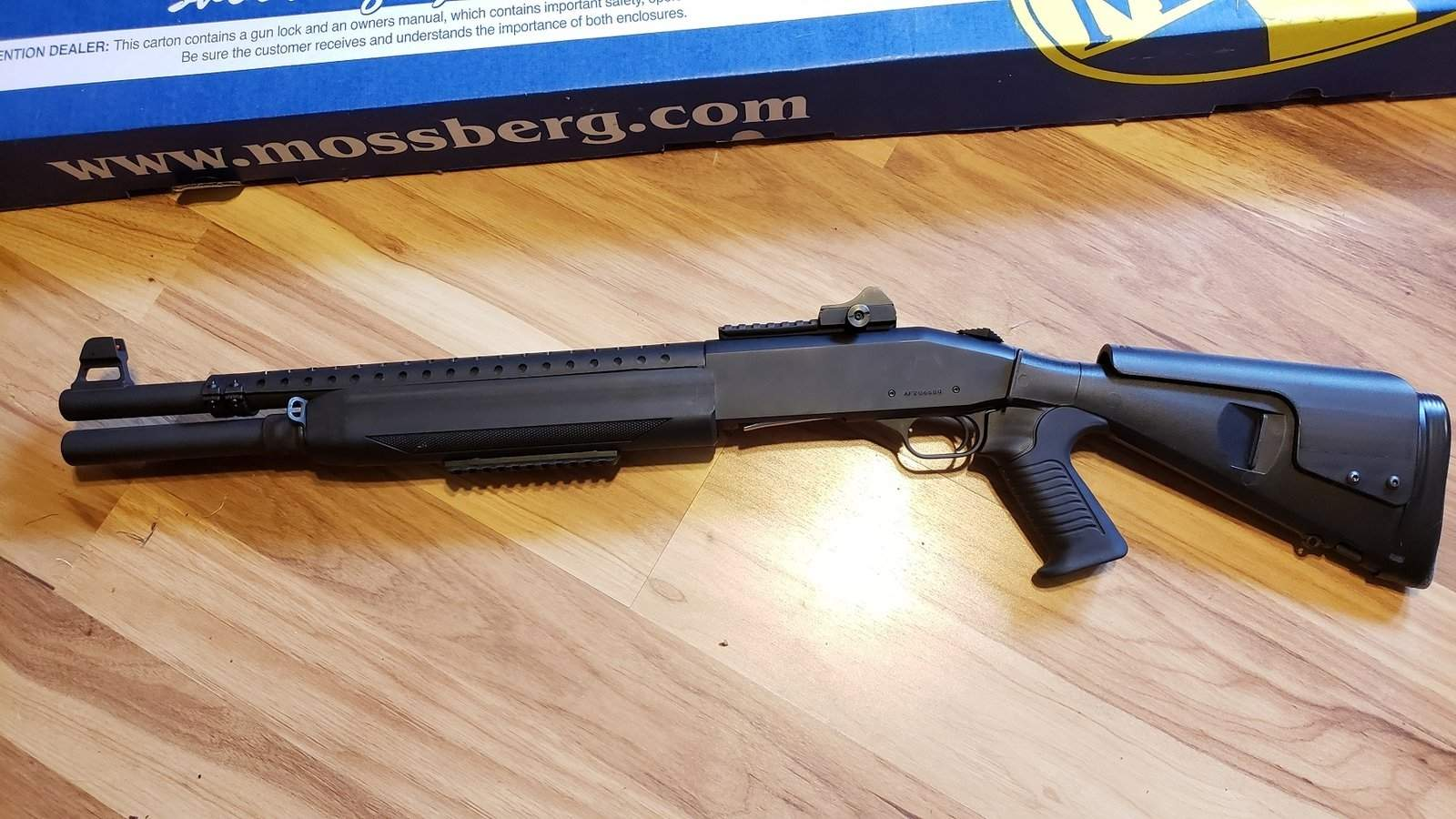WTS OR - Mossberg 930 SPX lots of