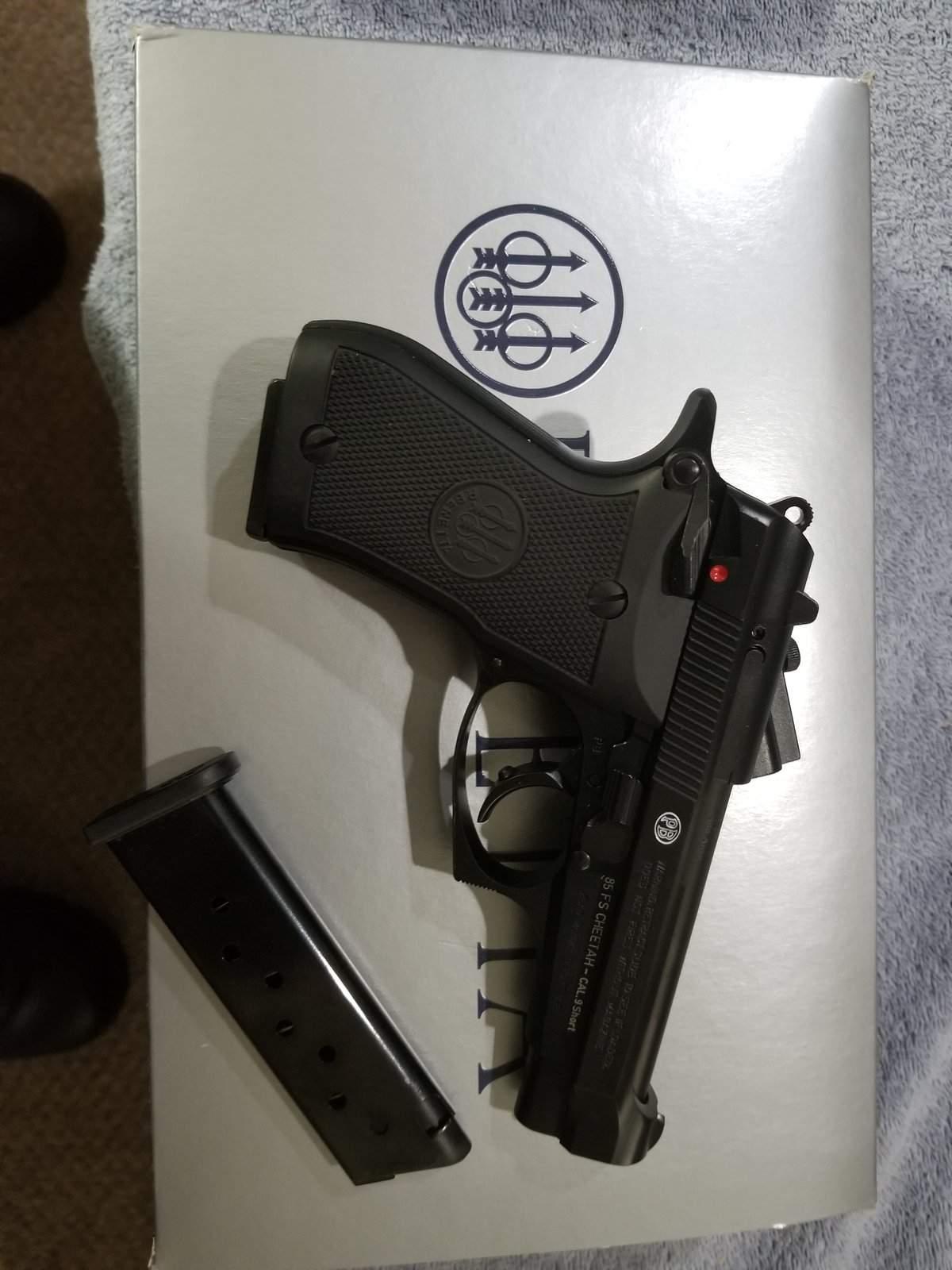 WTS OR - Beretta 85fs