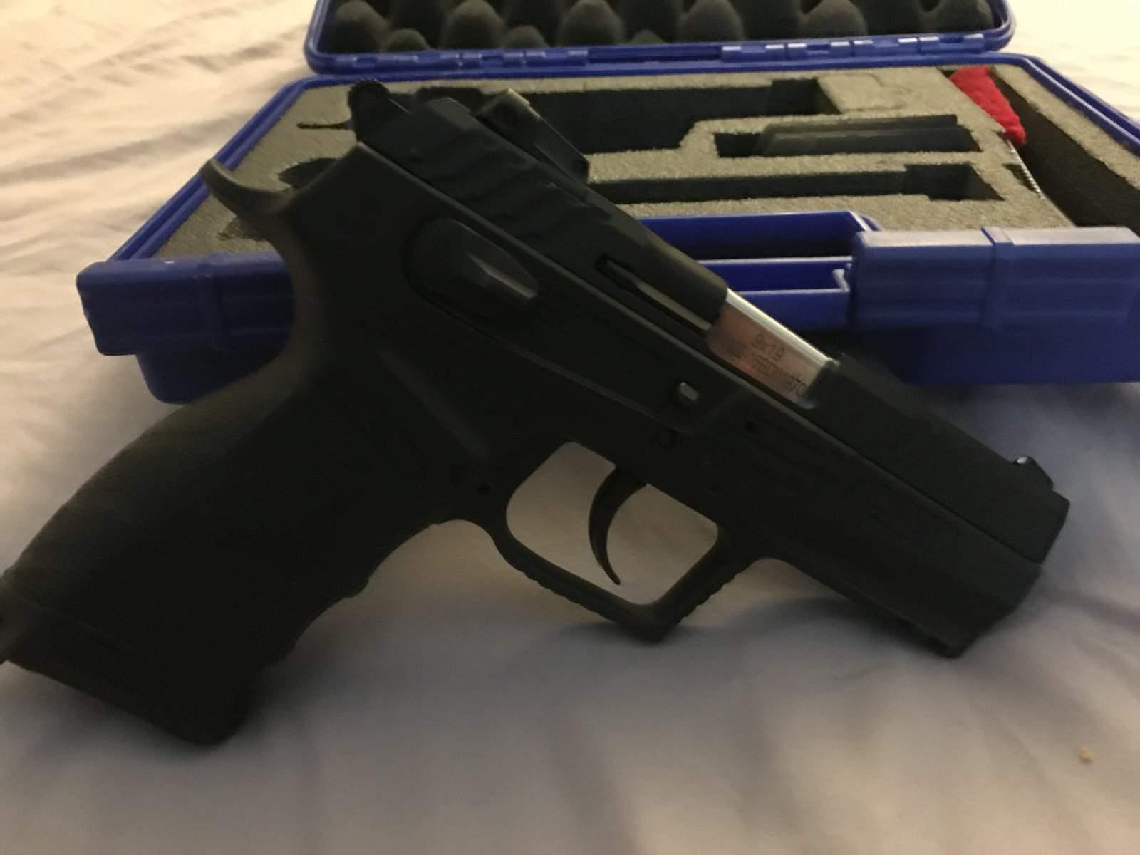 SARSILMAZ CM9 GEN2 32000 Weapons t