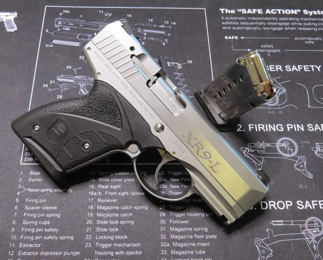 My Boberg XR9-L | Northwest Firearms - Oregon, Washington