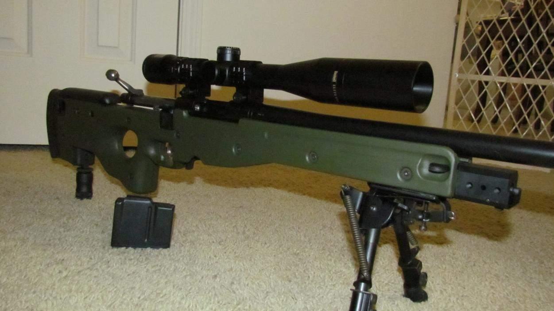 Selling my baby, remington 700 milspec 5r  308 | Northwest
