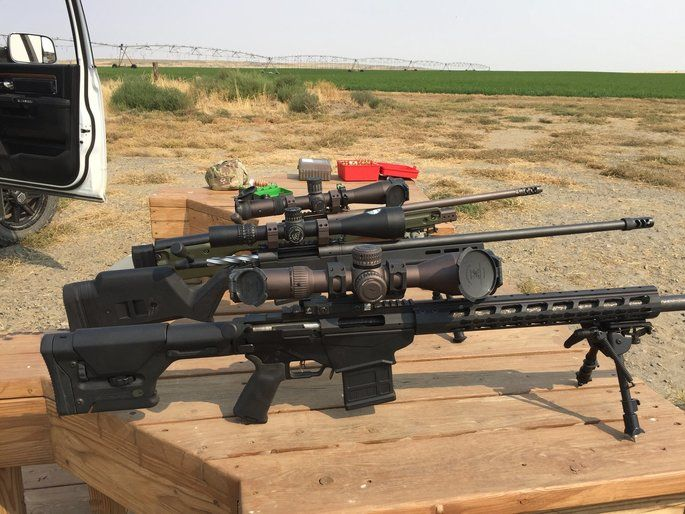 Show your long range bolt guns! | Northwest Firearms