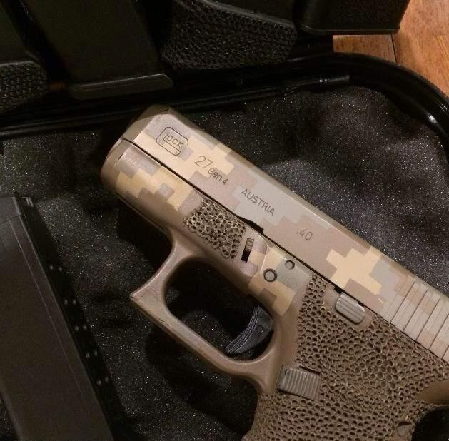 WTS OR - Glock 27 Gen 4 +extras | Northwest Firearms - Oregon