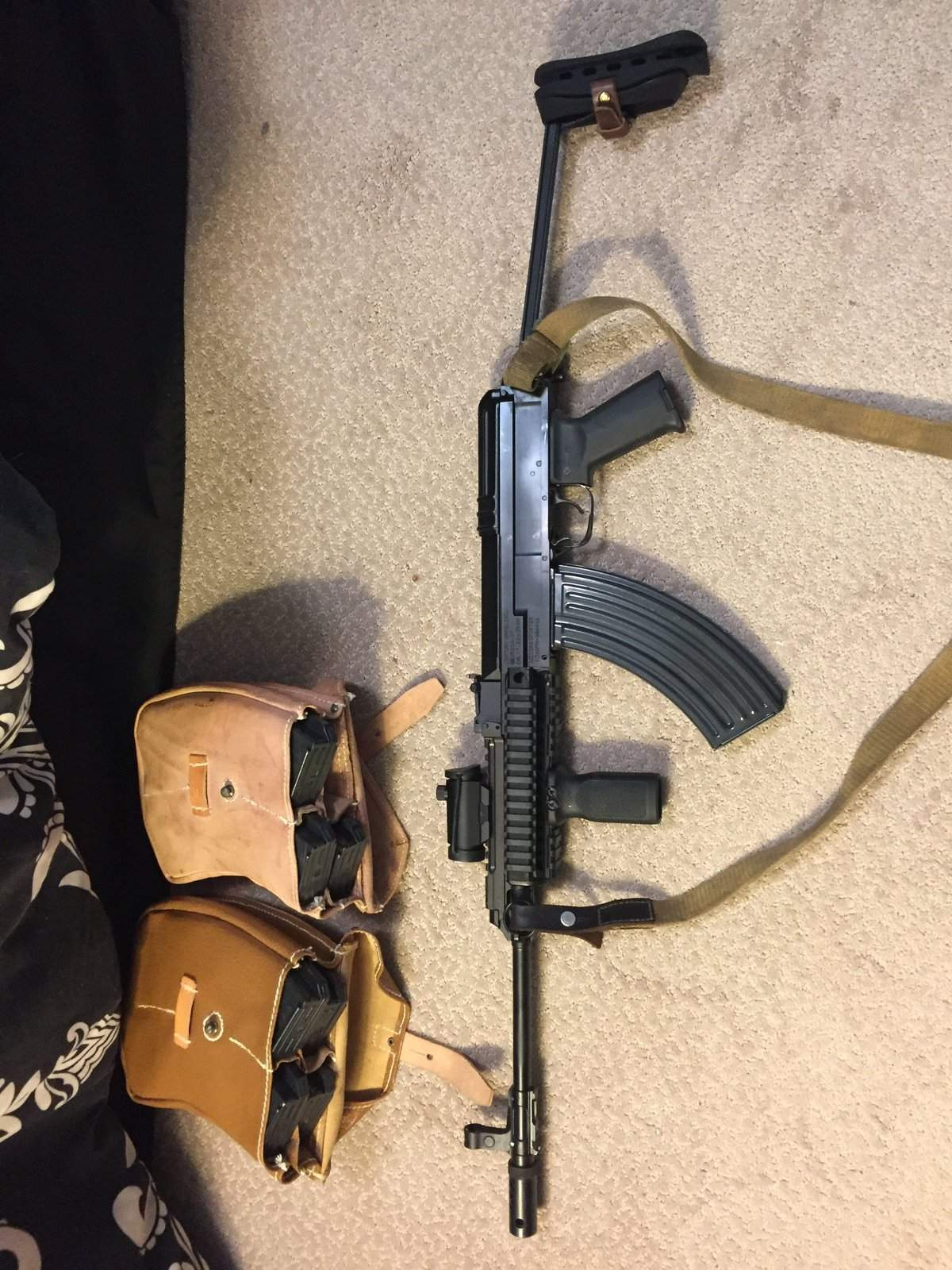 WTS OR - VZ2008/VZ58 W/extras  | Northwest Firearms - Oregon