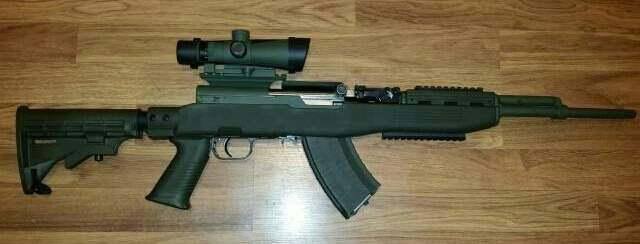 WTT OR - Chinese SKS with Tapco Stock | Northwest Firearms