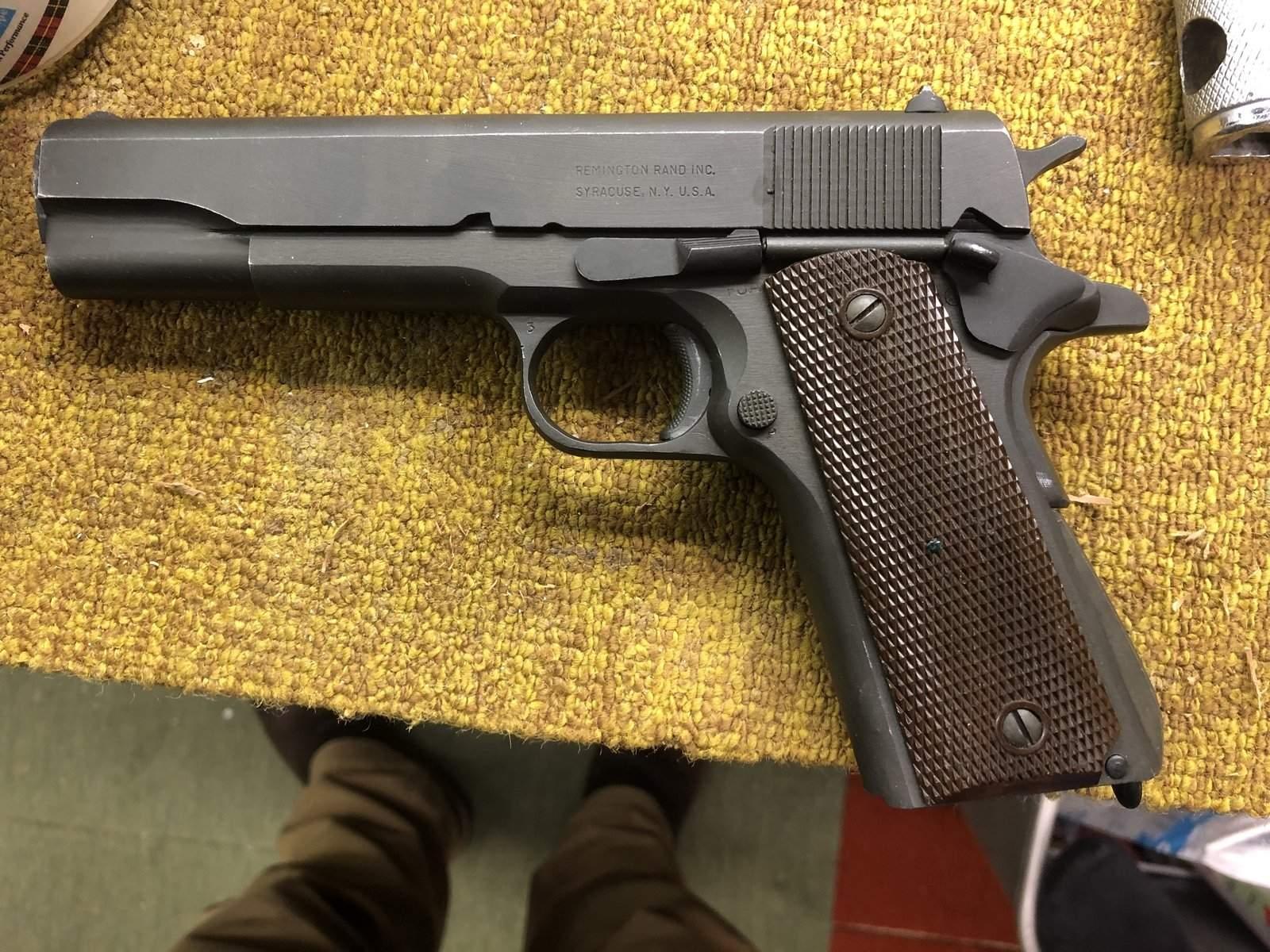 Remington Rand 1911 | Northwest Firearms - Oregon