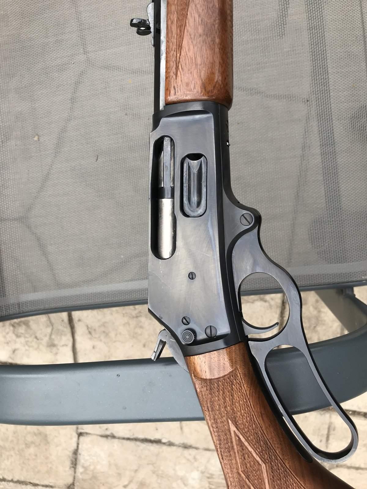 WTS OR - Marlin 1895 Limited V 45-70 JM   Northwest Firearms
