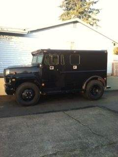 Bullet proof bug out vehicle for sale | Northwest Firearms