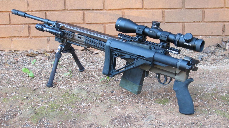 M1A Socom 16 yea or ?   Northwest Firearms - Oregon