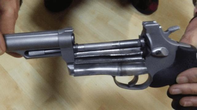 taurus judge blew up northwest firearms oregon washington and