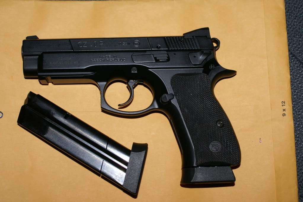 Price to sell: Steyr M9 $430 and CZ 40P $320 | Northwest