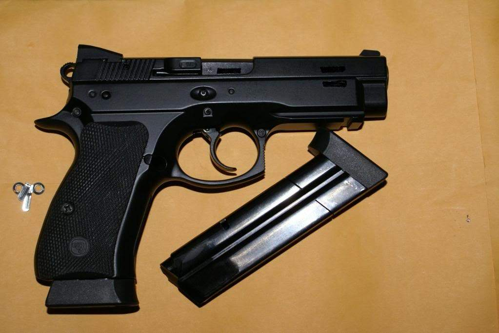 steyr M9, CZ 40P and CZ 75 compact 9mm Pics add   Northwest