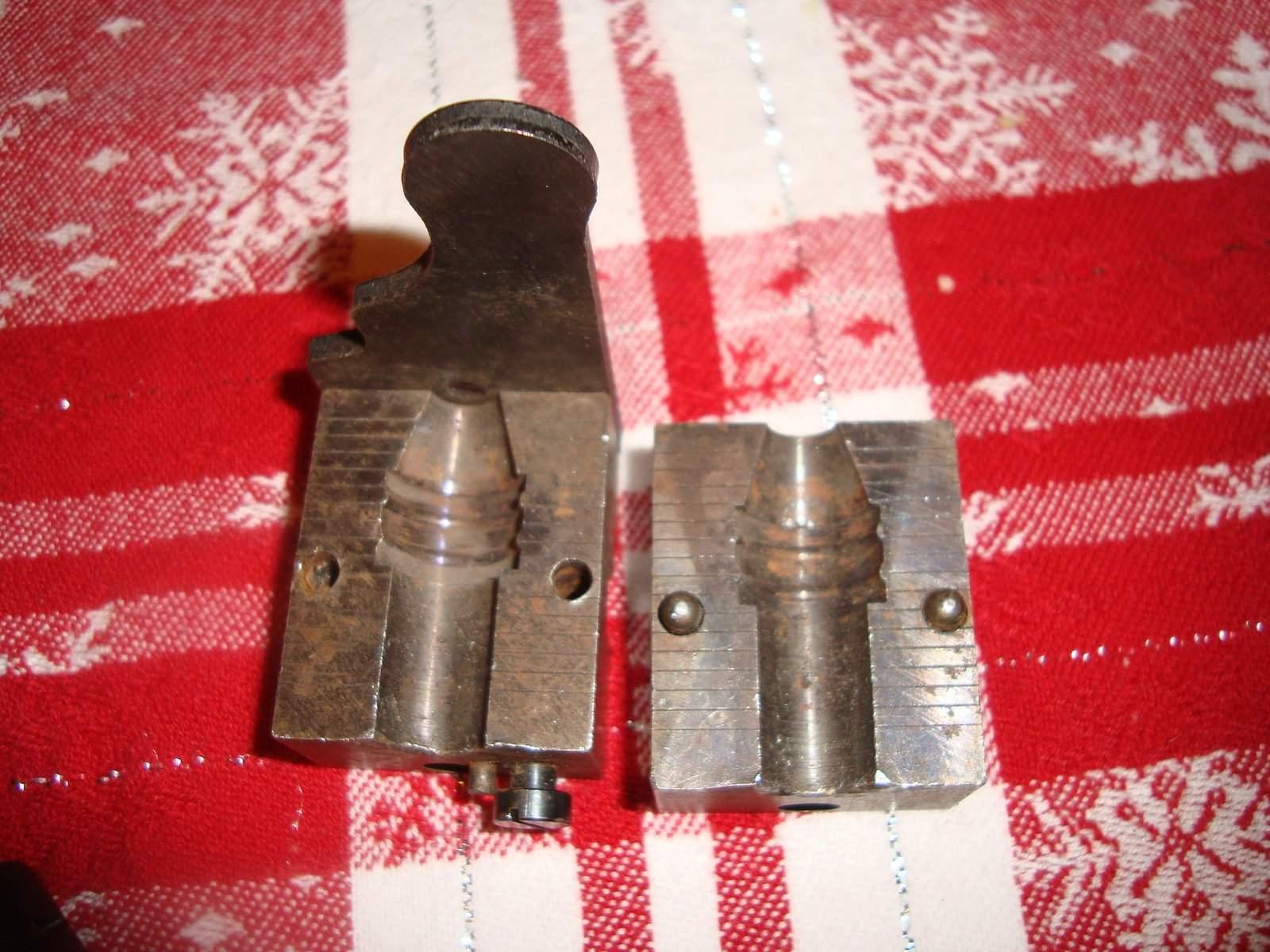WTS/WTT WA - Lyman  58cal Mold Blocks (2)   Northwest