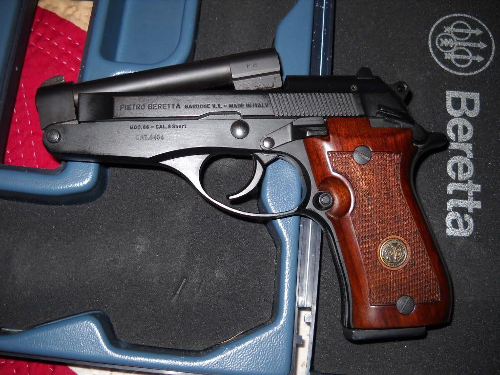Beretta 86 | Northwest Firearms - Oregon, Washington, and