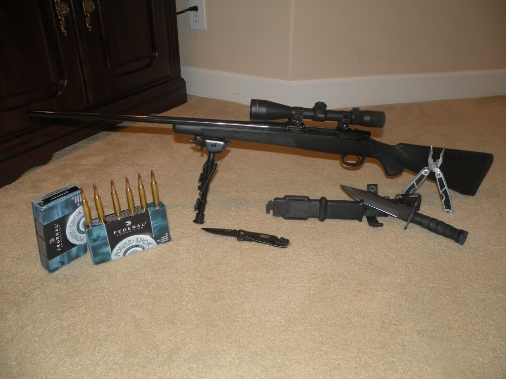 Show your sniper rifle! pls    :)   Northwest Firearms