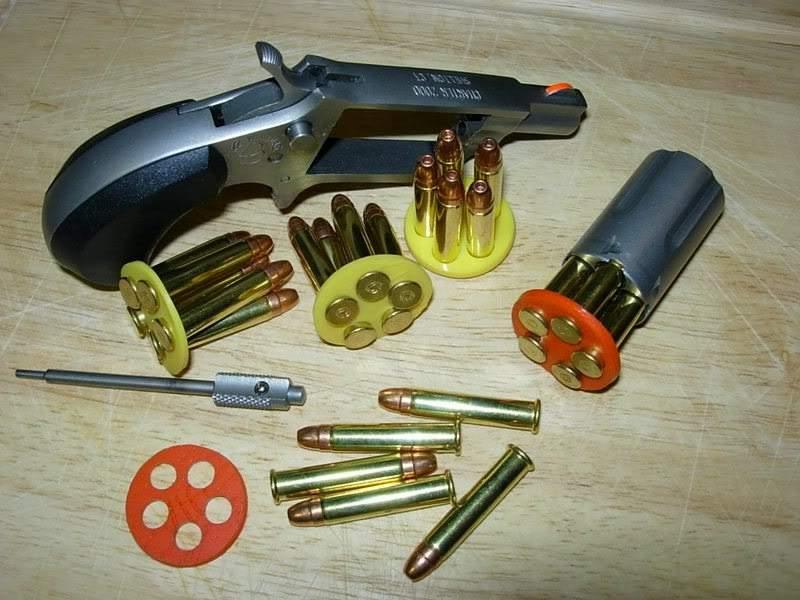 Derringer 22 Magnum 5 Shot Capacity 5-shot Caliber 22