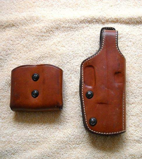 Galco Holster, Mag Pouch for full size Glocks  | Northwest
