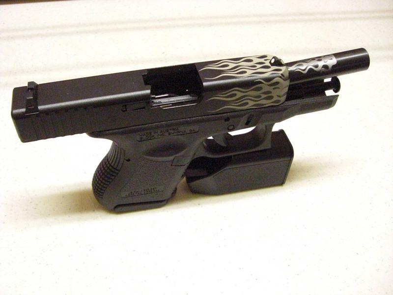 Custom Laser Engraving In Portland Area Northwest Firearms