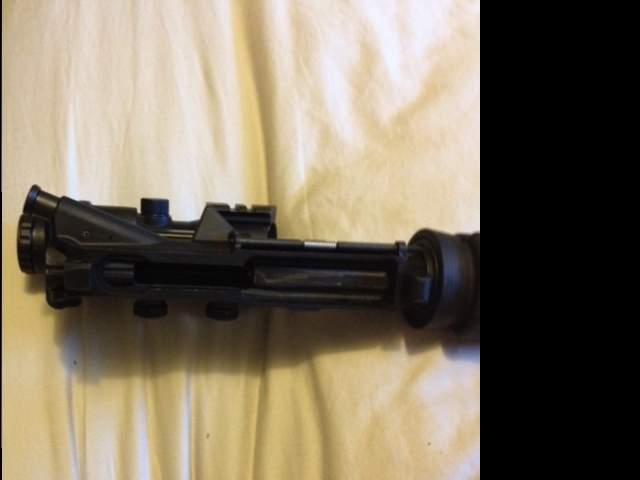 AR15: Surplus Ammo and Arms Lower, TNT complete upper