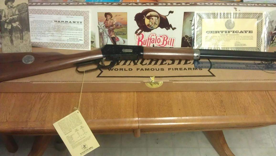 Collector Rifles  Winchester Model 94 30-30 Carbine