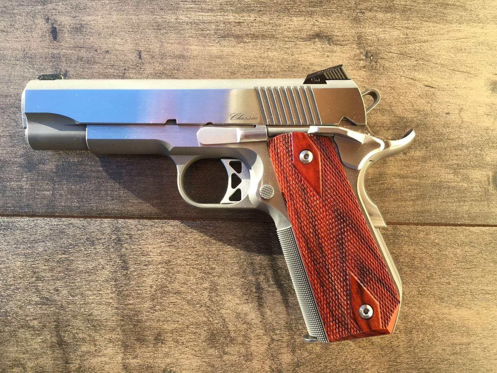 WTS/WTT WA - Dan Wesson cbob | Northwest Firearms - Oregon