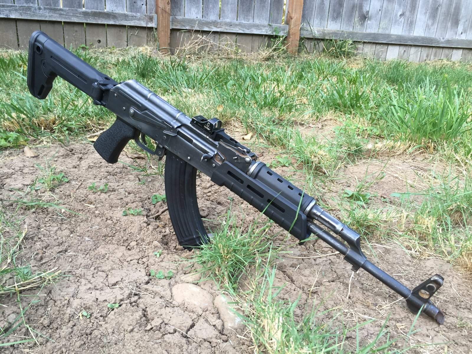 This Is My Favorite AK Stock! Great Price Too.