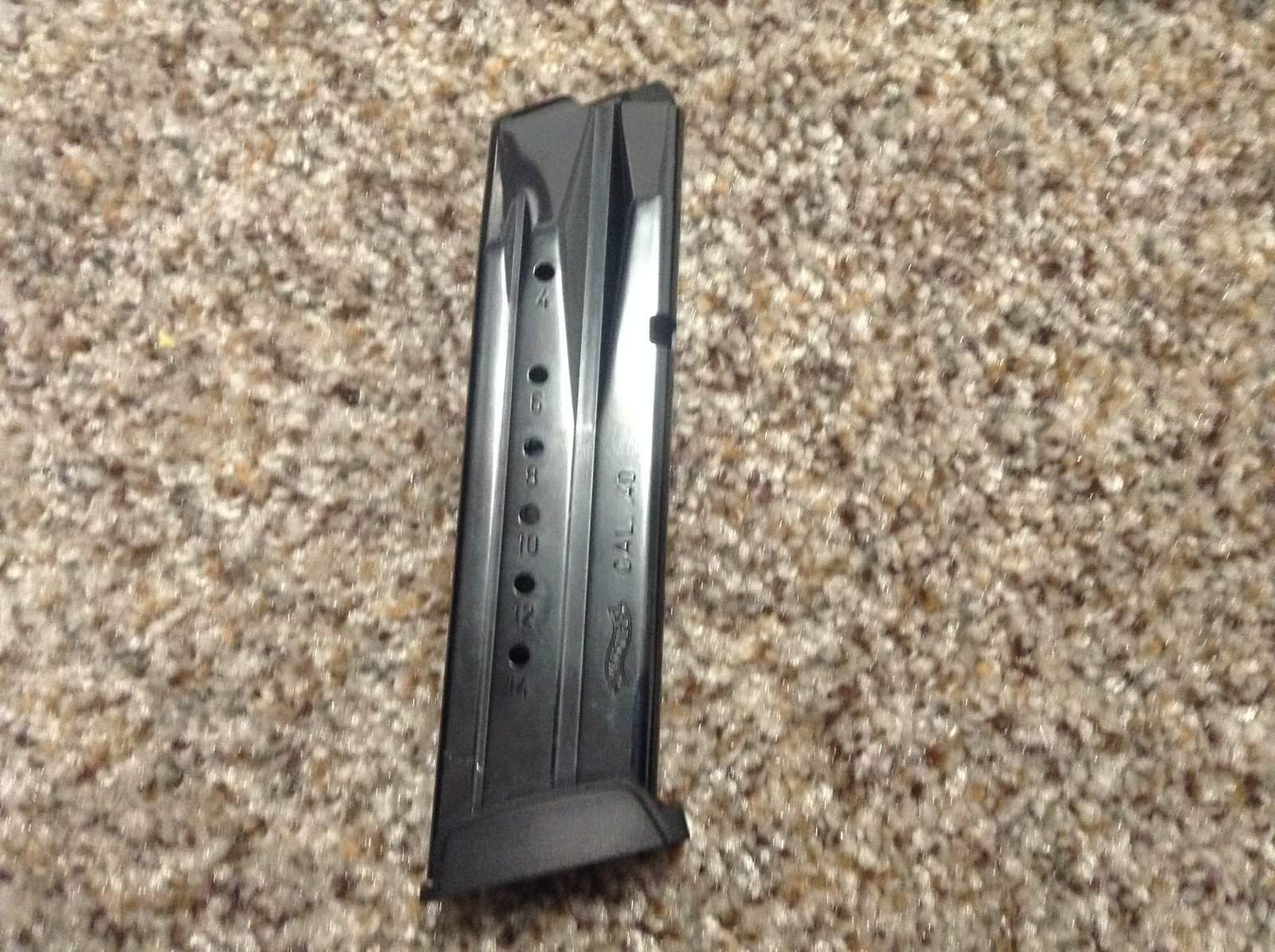 WTS/WTT OR - 5 Pistol Magazines: Walther PPX 40, Glock 45 GAP, Kahr