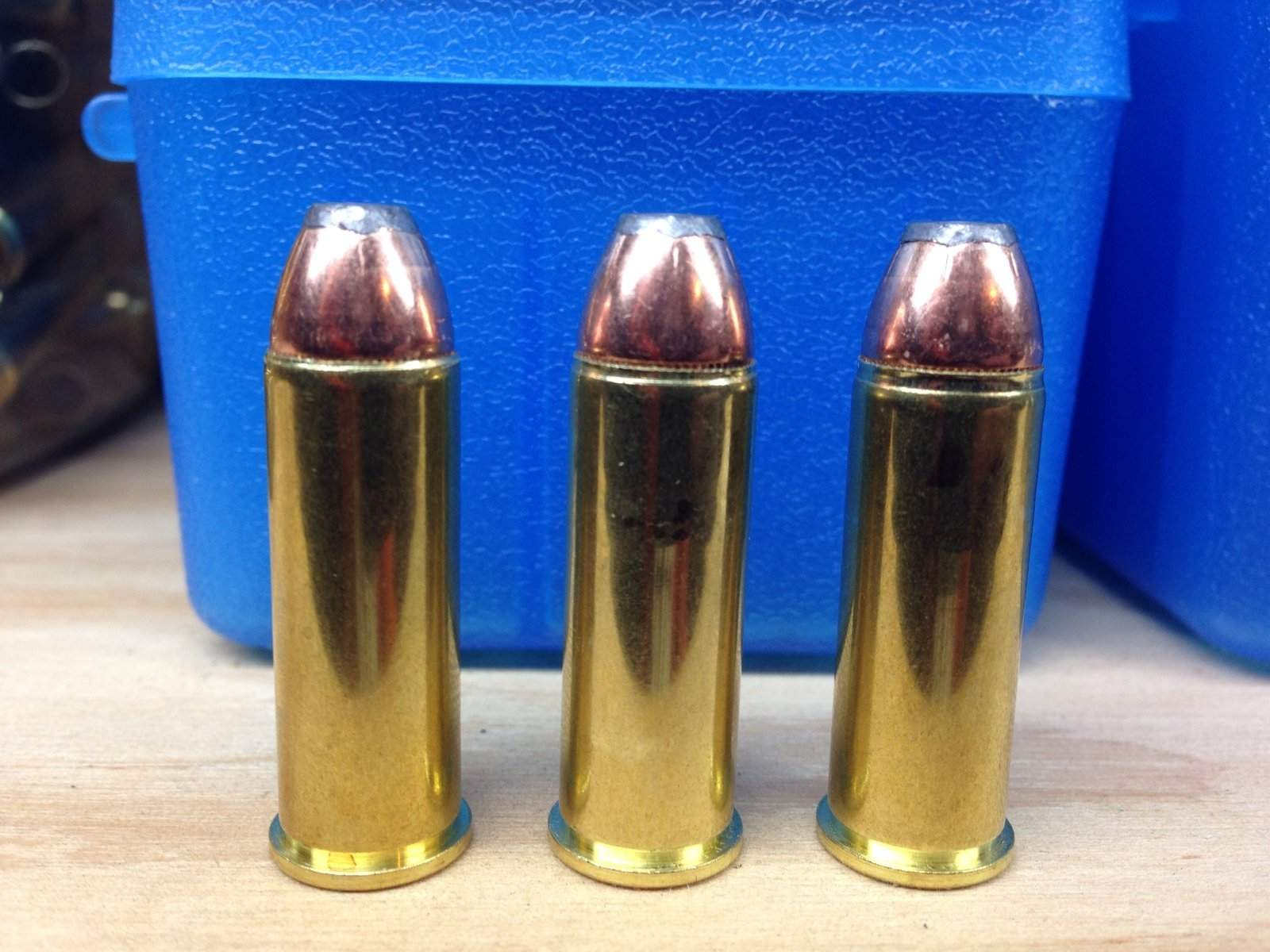 Learn These Heavy 44 Mag Bullets {Swypeout}