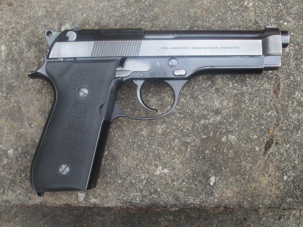 WTS OR - Beretta 92s 9mm ex-Italian Police w/4 mags