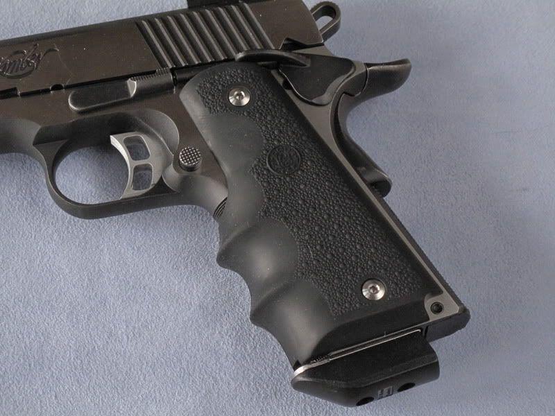Hogue 1911 Grips w/Finger Grooves | Northwest Firearms - Oregon