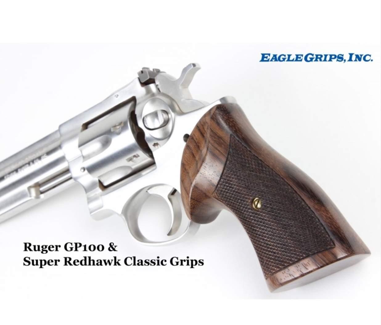 Looking For GP100 Custom Grips | Northwest Firearms - Oregon