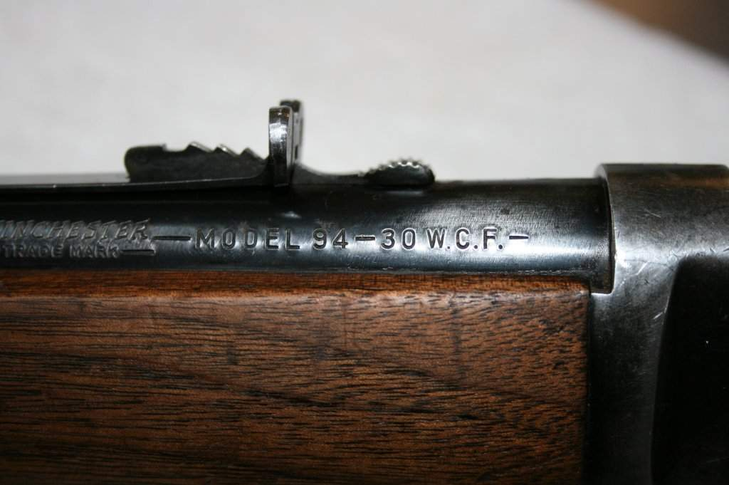 WTS OR - 1949 Winchester Model 94 30 W C F  | Northwest Firearms