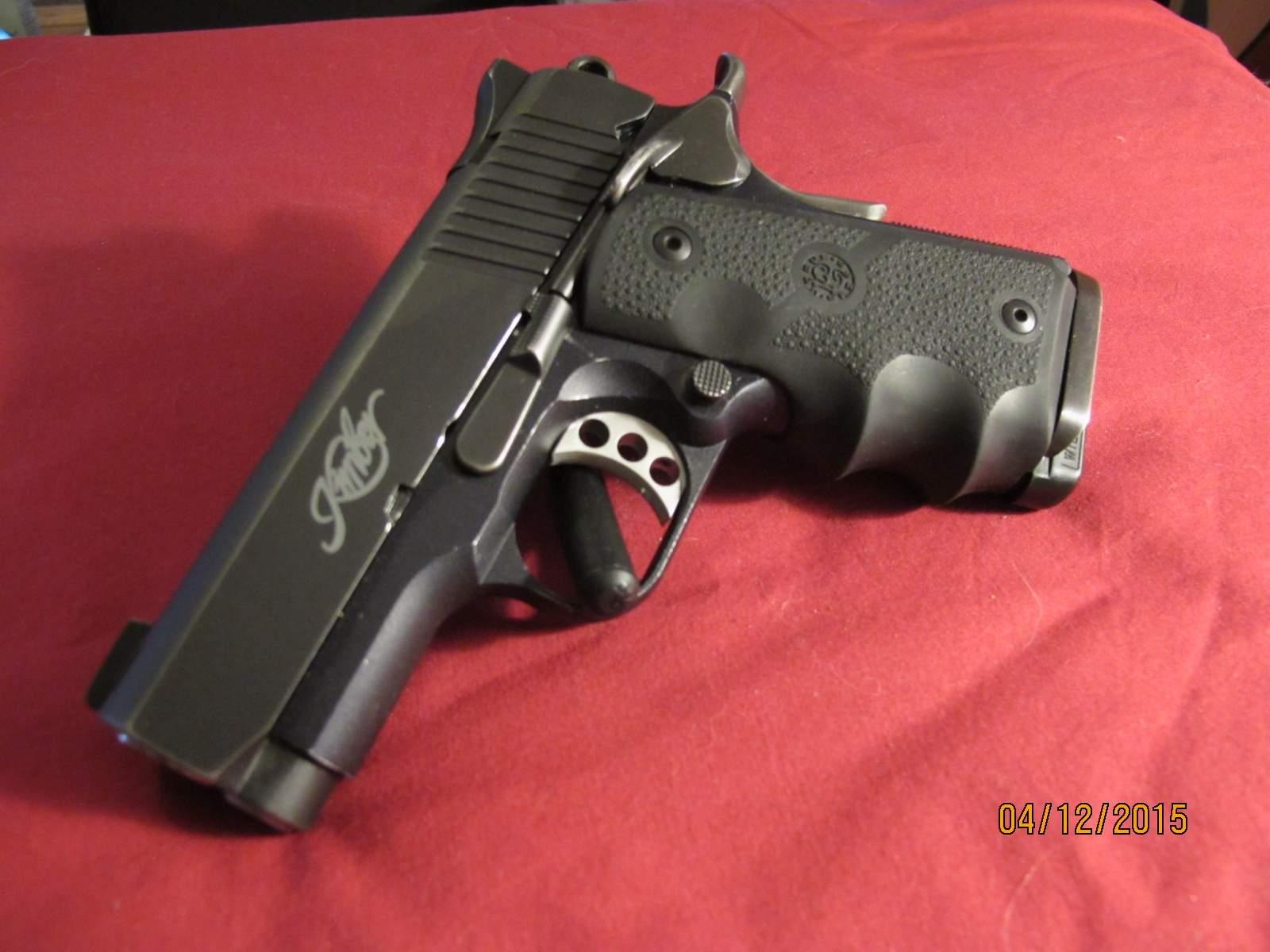 Wts Or Kimber Ultra Carry Ii 45acp 750