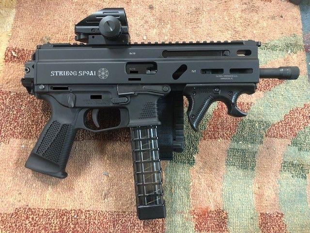 Stribog 9mm PCC first impressions | Northwest Firearms - Oregon