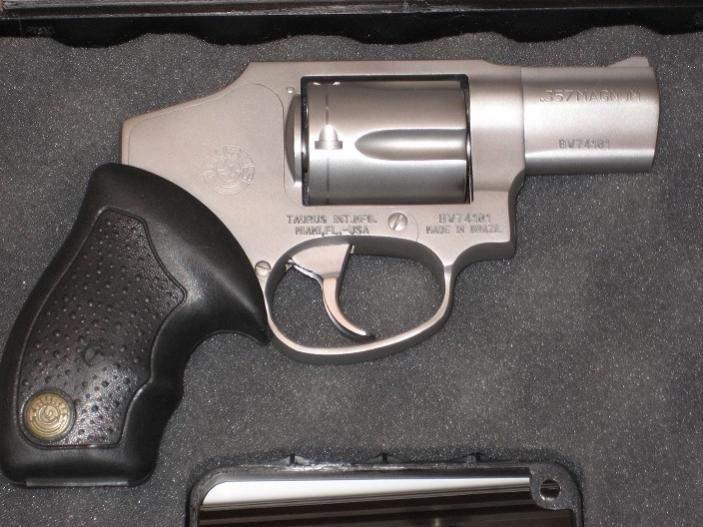 Taurus 650 Revolver  357 mag | Northwest Firearms - Oregon