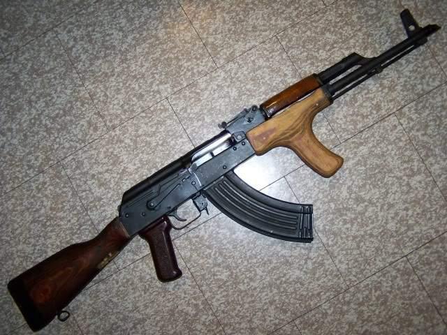 SHTF: WASR vs NPAP   Northwest Firearms - Oregon, Washington, and