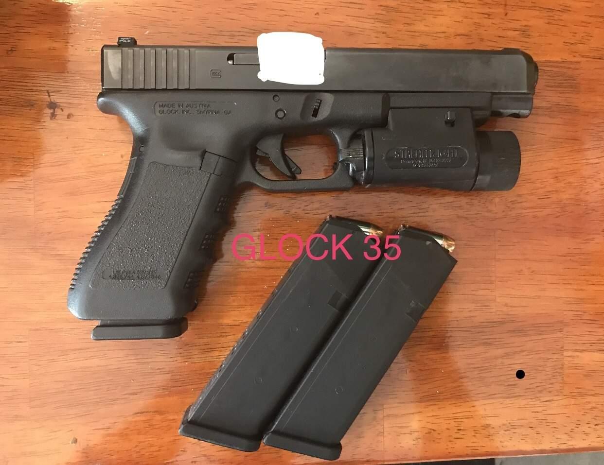 WTS WA - GLOCK 35 w/LIGHT & HOLSTER   Northwest Firearms - Oregon