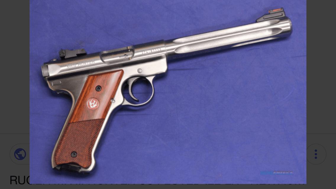 Ruger Mark 3/III Upgrades   Northwest Firearms - Oregon